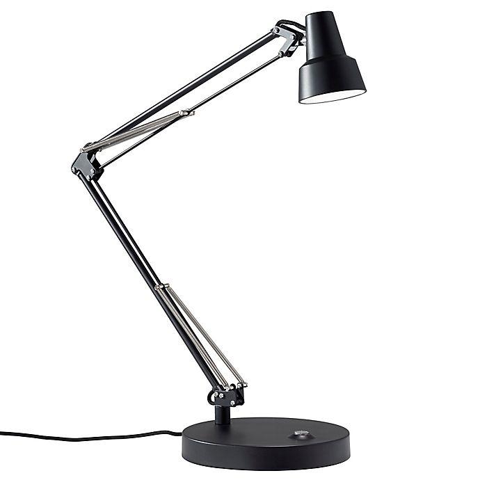 Alternate image 1 for Adesso Quest LED Desk Lamp