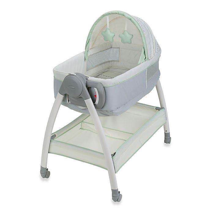 Alternate image 1 for Graco® Dream Suite™ Bassinet in Mason
