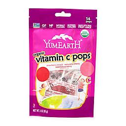 YumEarth Organic Vitamin C Pops (Set of 14)