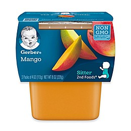 Gerber® 2nd Foods® 2-Pack 4 oz. Mangos