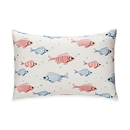 Glenna Jean Fish Tales Small Pillow Sham