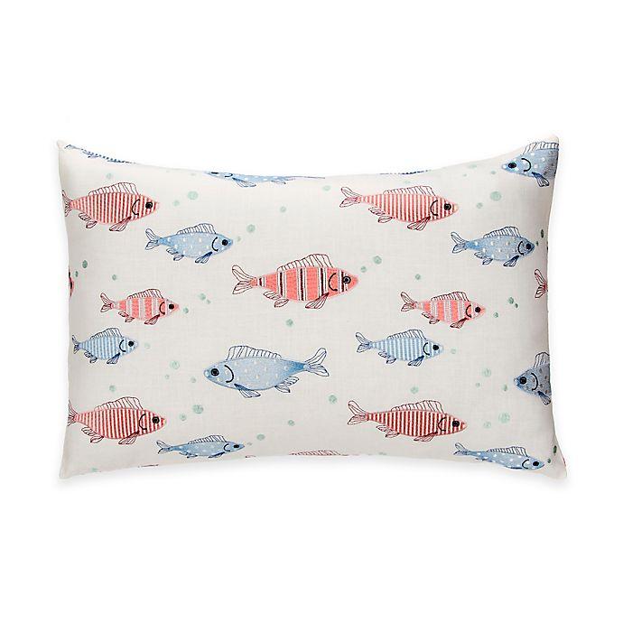 Alternate image 1 for Glenna Jean Fish Tales Small Pillow Sham