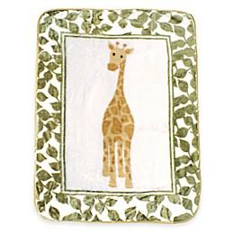 BabyVision® Luvable Friends® High Pile Balloon Giraffe Plush Blanket