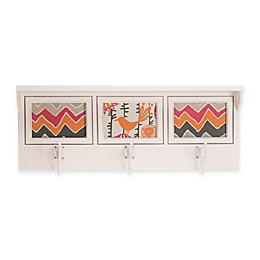 Glenna Jean Calliope 3-Opening Photo Hanger Shelf