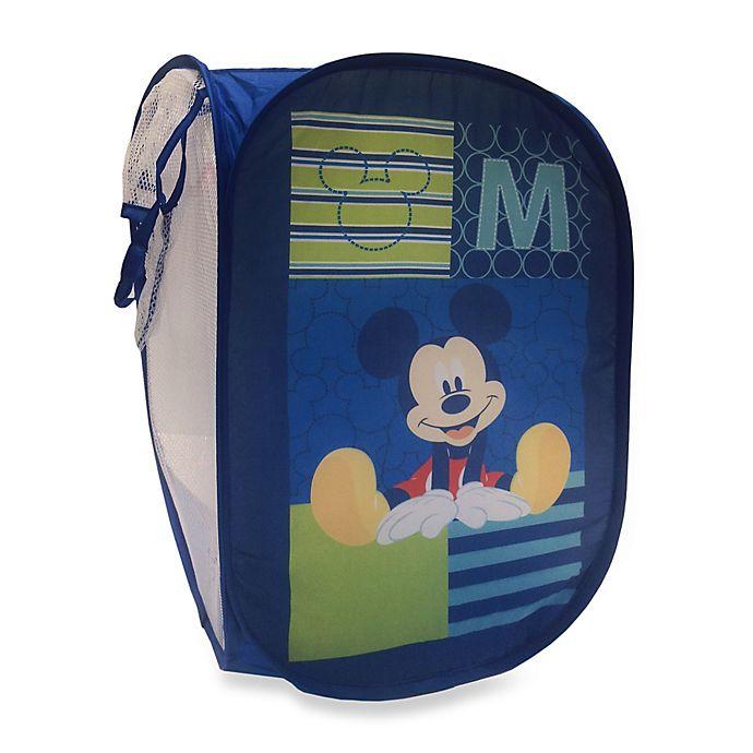 Alternate image 1 for Disney® M is for Mickey Pop-Up Hamper