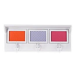 Glenna Jean Lilly & Flo 3-Opening Photo Hanger Shelf
