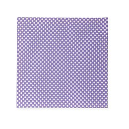 Glenna Jean Lilly & Flo Dot Print Canvas Wall Art in Purple