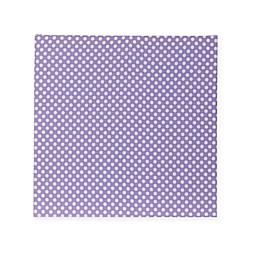Glenna Jean Lilly & Flo Dot Print Canvas Wall Art in Purple