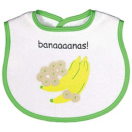 Bib-to-Go 3-Piece Gift Set in Bananas