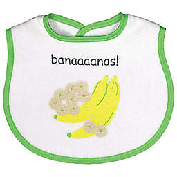 Bib-to-Go 3-Piece Gift Set in Bananas