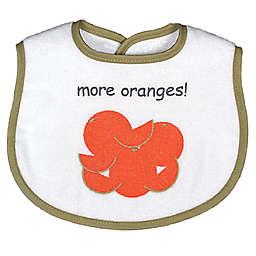 Bib-to-Go! Oranges 3-Piece Gift Set