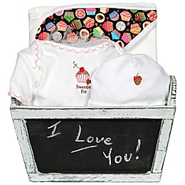 Sweetie Pie Sweet Treats 4-Piece Gift Set for Girls