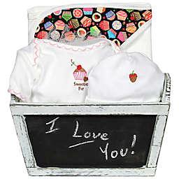 Sweetie Pie Sweet Treats 4-Piece Gift Set for Girls