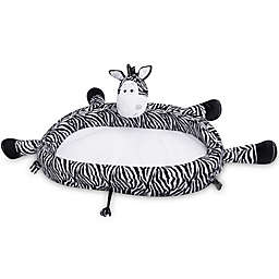 Lulyboo® Lulyzoo Zebra Toddler Lounge Play Mat