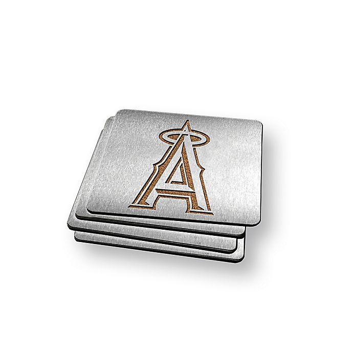 Alternate image 1 for MLB Los Angeles Angels Boasters (Set of 4)