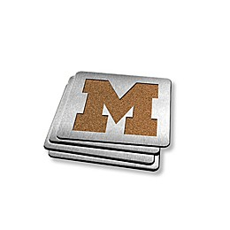 University of Michigan Boasters (Set of 4)