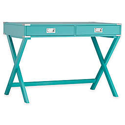 Verona Home Callie Campaign Writing Desk