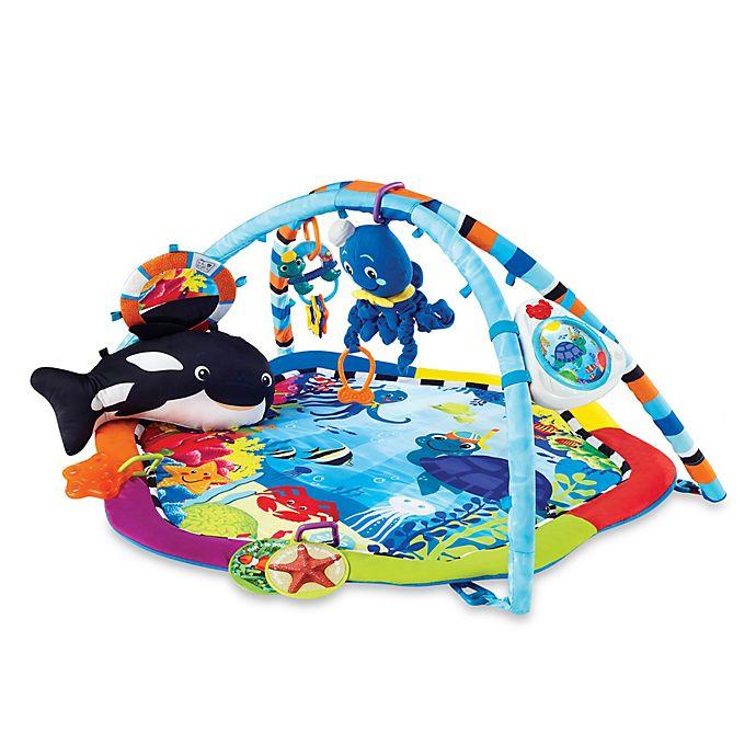 Alternate image 1 for Baby Einstein™ Baby Neptune Ocean Adventure Play Gym™
