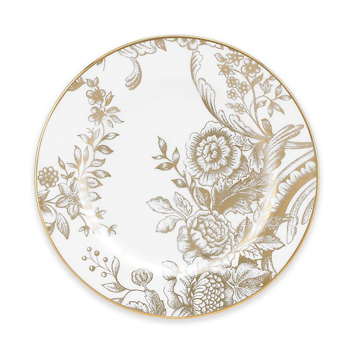 Alternate image 1 for Marchesa by Lenox® Gilded Forest™  Butter Plate