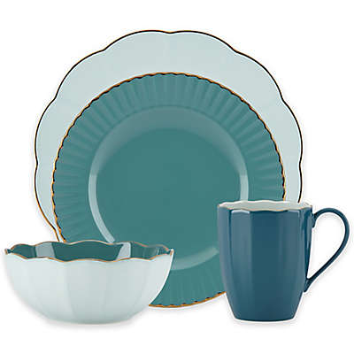 Marchesa by Lenox® Shades of Teal Dinnerware Collection
