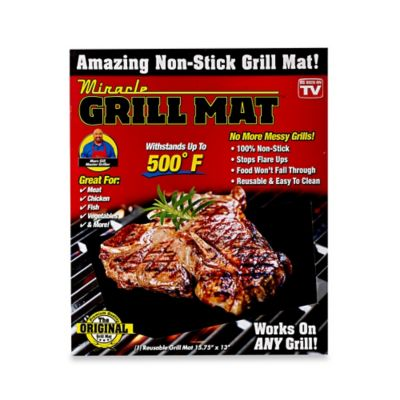 Miracle Grill Mat™   Bed Bath & Beyond