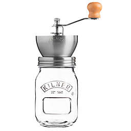 Kilner® Glass Coffee Mill Grinder