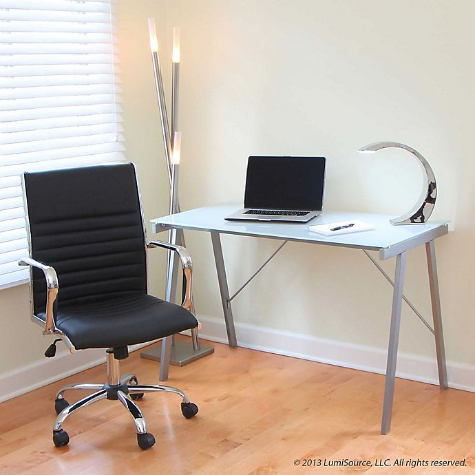 Lumisource Exponent Office Desk Bed