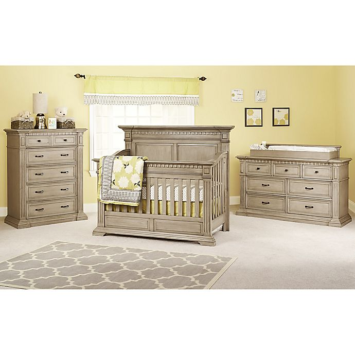 Alternate image 1 for Kingsley Venetian Nursery Furniture Collection in Driftwood
