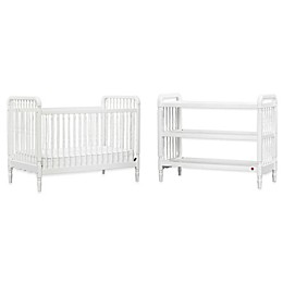 Million Dollar Baby Classic Liberty Nursery Furniture Collection in White