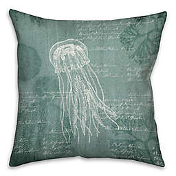 Big Jelly 16-Inch Square Throw Pillow