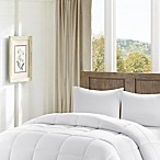 Madison Park Winfield Luxury Down Alternative King/California King Comforter in White