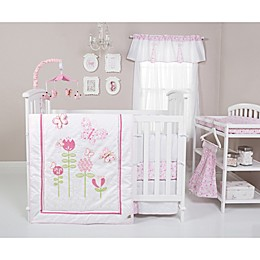 Trend Lab® Floral Fun Crib Bedding Collection