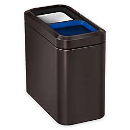 simplehuman® 20-Liter Slim Open Recycler