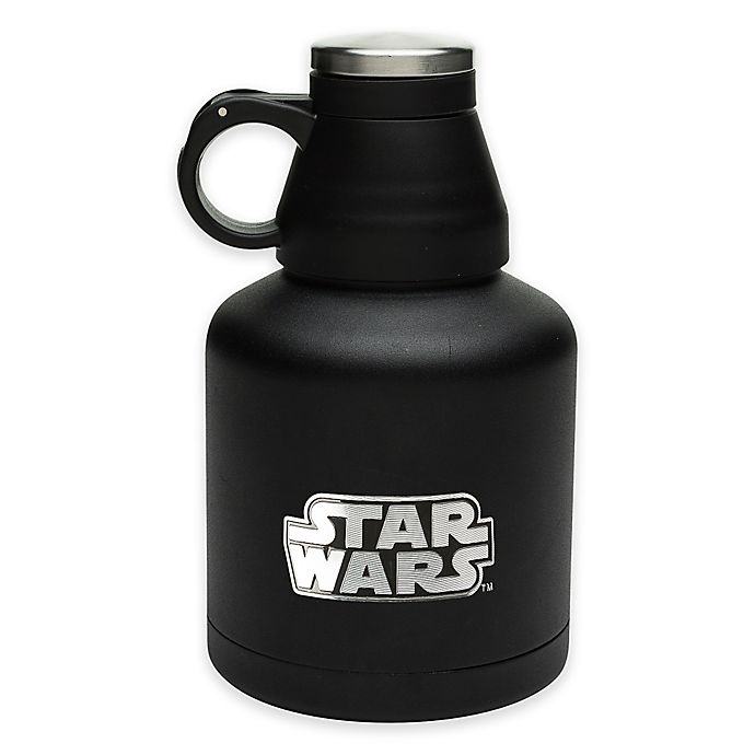 Alternate image 1 for Star Wars Classic Stainless Steel 32 oz. Growler