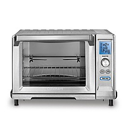 Cuisinart® Stainless Steel 6-Slice Rotisserie Convection Toaster Oven Broiler