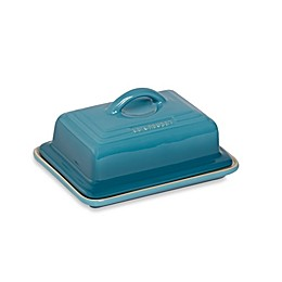 Le Creuset® Covered Butter Dish in Caribbean