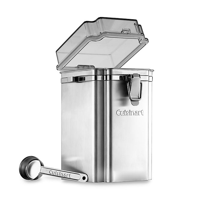 Cuisinart Stainless Steel Coffee Canister