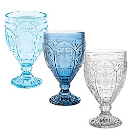 Fitz and Floyd® Trestle Goblets (Set of 4)