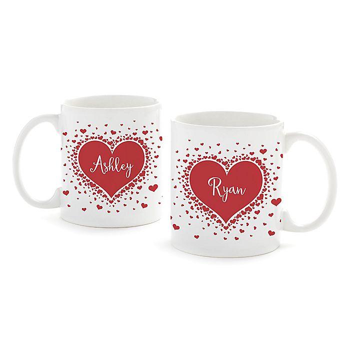 Alternate image 1 for A Million Hearts Mug