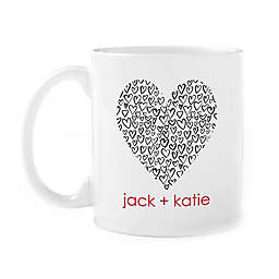 Heart of Love Mug