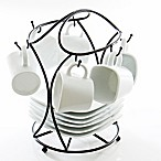 B. Smith 13-Piece Espresso Set with Stand