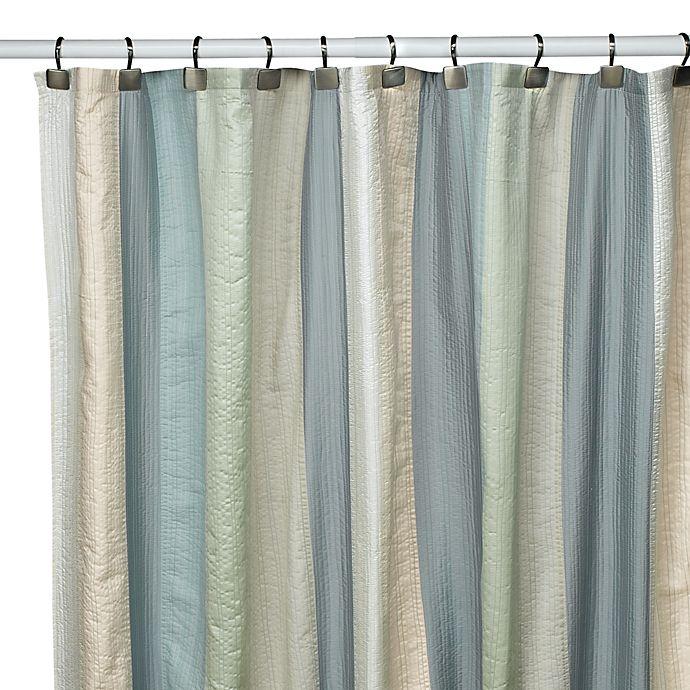 Spa Pastel Shower Curtain | Bed Bath & Beyond