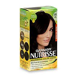 Garnier® Nutrisse Nourishing Color Crème in 20 Soft Black