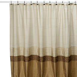 KAS Romana Fabric Shower Curtain