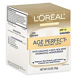 L'Oreal® Paris 2.5 oz. Age Perfect Day Cream SPF 15 for All Skin Types