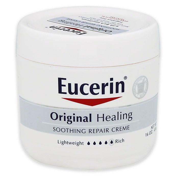 Alternate image 1 for Eucerin® 16 oz. Original Healing Creme