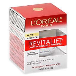 L'Oréal® Paris RevitaLift® 1.7 oz. Complete Day Cream SPF 18