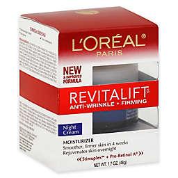 L'Oréal® Paris RevitaLift® 1.7 oz. Anti-Wrinkle and Firming Night Cream