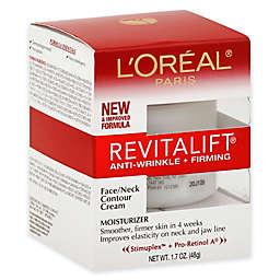 L'Oréal® RevitaLift® 1.7 oz. Anti-Wrinkle + Firming Face and Neck Contour Cream