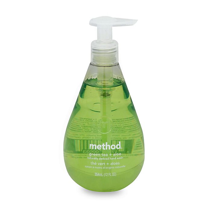 Alternate image 1 for Method® 12 oz. Hand Wash in Green Tea and Aloe
